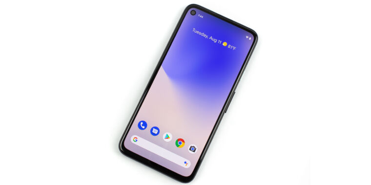 Google Pixel 4a review—The simple, basic, reasonable Google phone