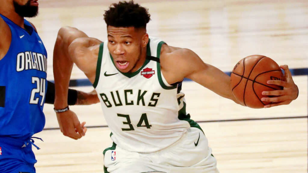 2020 NBA Playoffs: Bucks vs. Magic odds, picks, Game 4 predictions from model on 58-32 roll