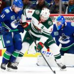 3 Keys: Wild vs. Canucks, Game 1 of Cup Qualifiers