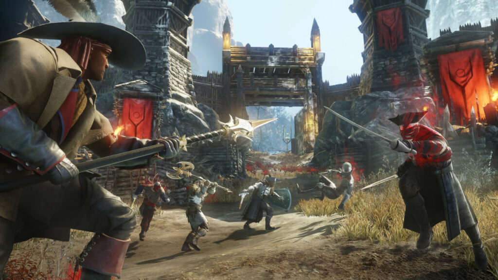 After Crucible's Flop, Amazon's New MMO Is Actually Doing Well On Twitch