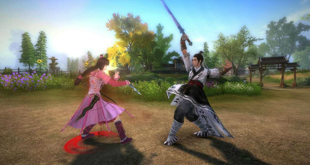 Age of Wulin Legend of the Nine Scrolls– COMPUTER Game Download For Free