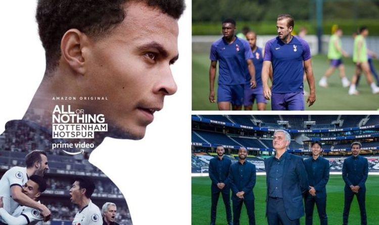All or Nothing Tottenham Hotspur streaming: How to watch online and download | TV & Radio | Showbiz & TV