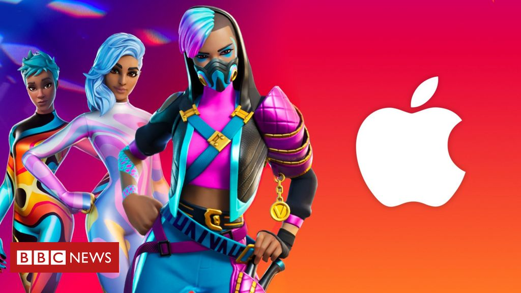 Apple Strikes Back at Epic Games, Terminates 'Fortnite' Maker's Developer Account