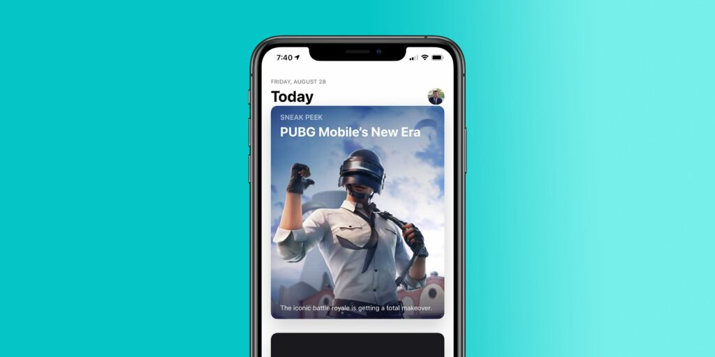 Apple features Fortnite competitor PUBG in App Store on same day it will terminate Epic's developer account