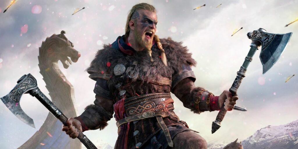 Assassin's Creed Valhalla Trailer Teases Ragnar Lothbrok Content