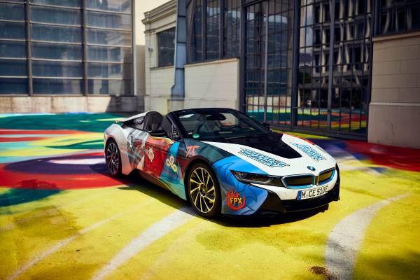 BMW celebrates Esports show event as highlight for fans