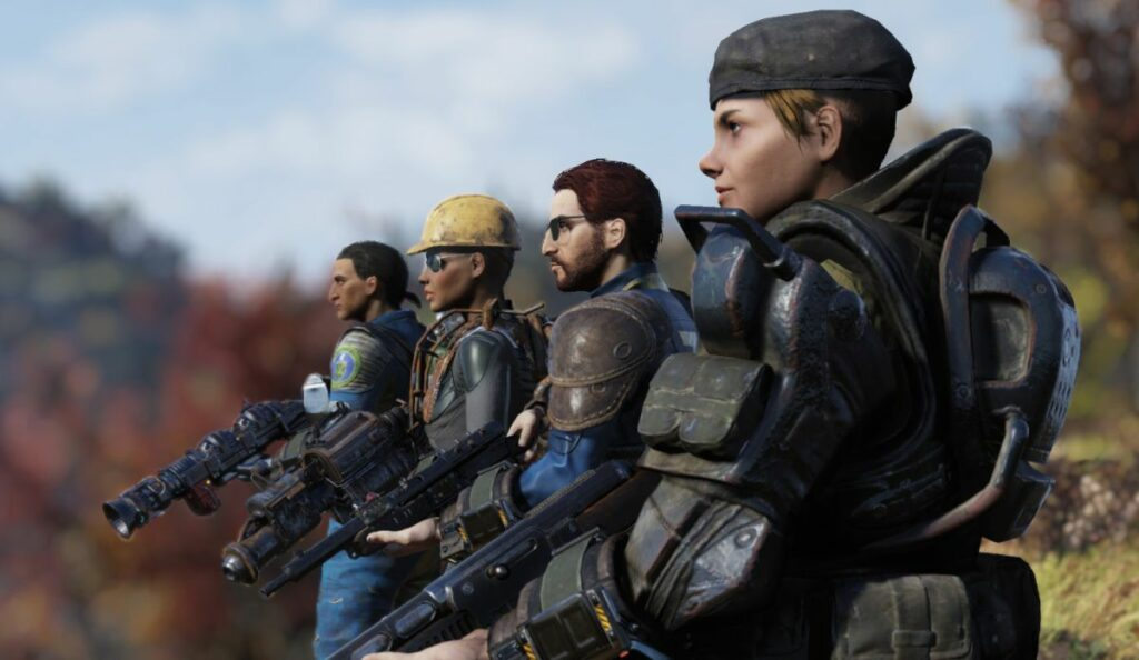 Bethesda confirms that Fallout 76 is still getting official mod support