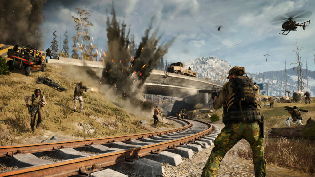 Call Of Duty: Warzone Will Change As New Games Release