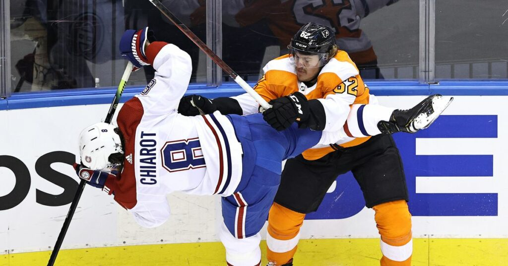 Canadiens @ Flyers Top Six Minutes: There's always Game 2