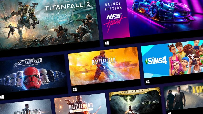 EA Access page is now live on Steam, service is 'coming soon'