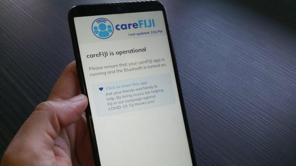 Fijians urged to download careFIJI app following cases in NZ – FBC News