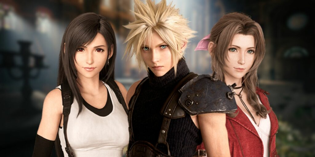 Final Fantasy 7 Remake DLC Is Free In PSN Store Now
