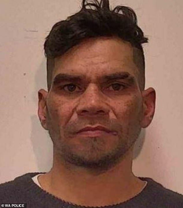 Marth Leslie McGrath, 36, allegedly escaped from custody after facing court last Friday
