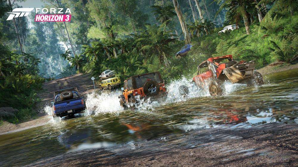 Forza Horizon 3 Will Be Delisted In September, And Is Massively Discounted