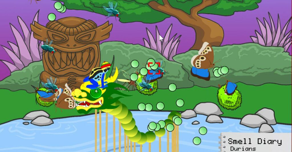 Frog Fractions 3 has been discovered inside a downloadable hat