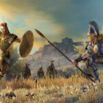 Full War: Troy lays out the Greek and Trojan heroes in detailed films