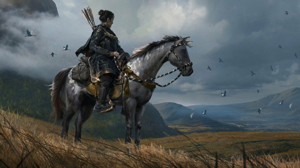 Ghost of Tsushima Patch 1.06 Buffs Traveller's Attire, Fixes Some Bugs