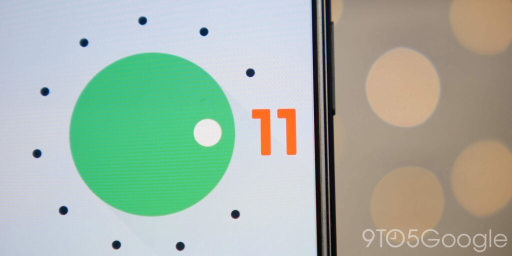 Google cites location privacy for Android 11 camera change