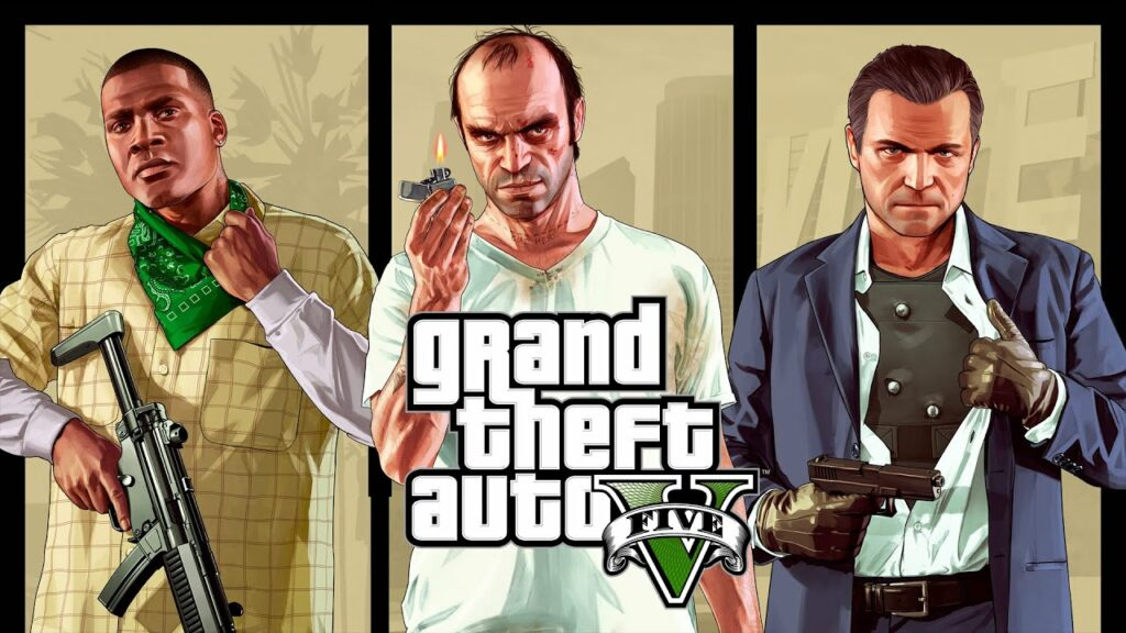 Grand Theft Auto V PC Full Version Free Download Games for PC