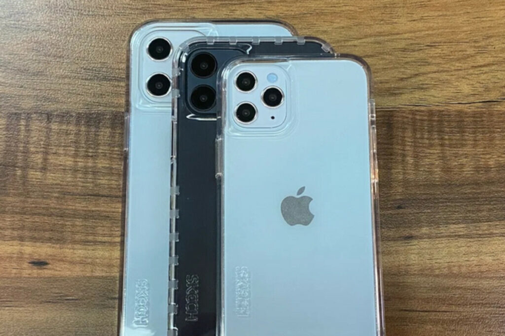 Latest mockups of 5G Apple iPhone 12 line surface