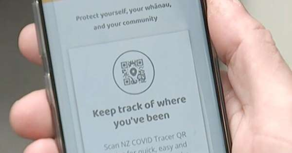 How to download and use the Govt COVID-19 tracer app