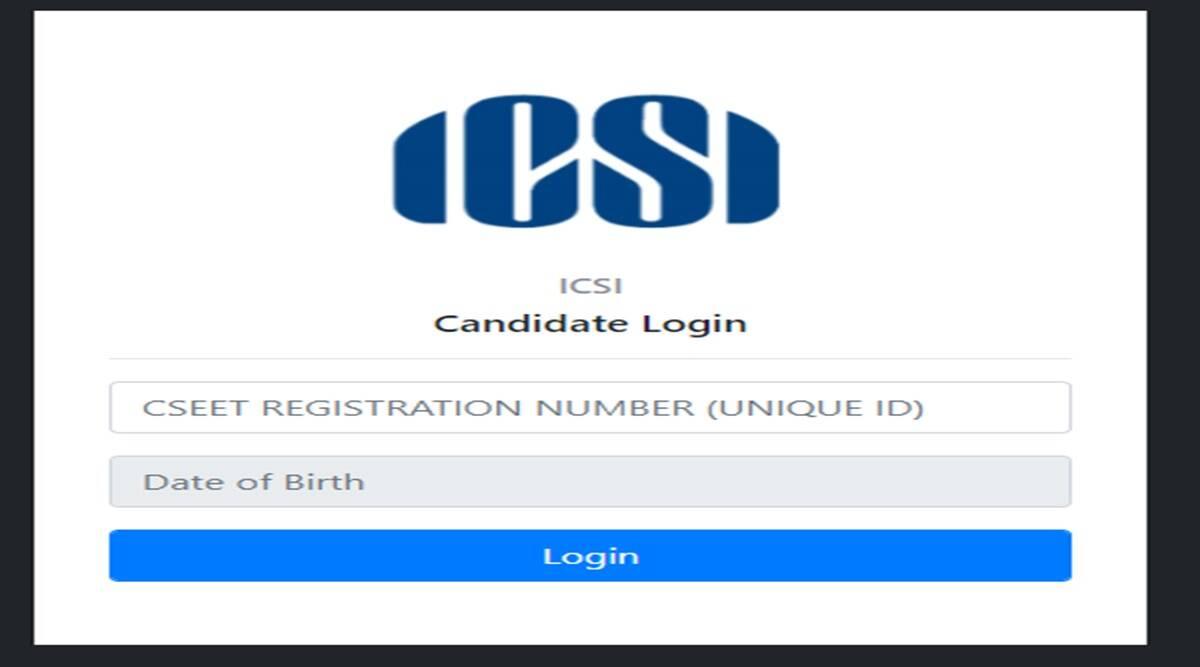 ICSI, ICSI CEET admit card, icsi.edu, ICSI CS exams, online exam, exams form home, education news