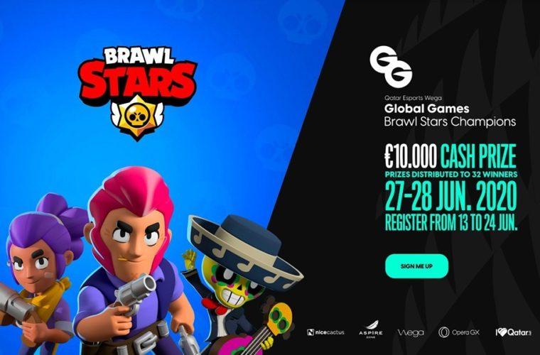 Qatar-esports-global-games-brawl-stars-champions-tournament-june-2020
