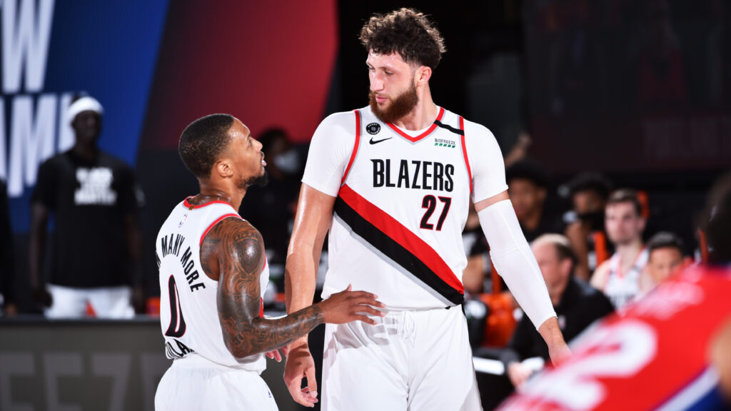 Jusuf Nurkic not sitting the second game of a back-to-back is exactly who he is