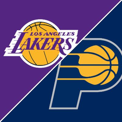 Lakers vs. Pacers - Game Recap - August 8, 2020