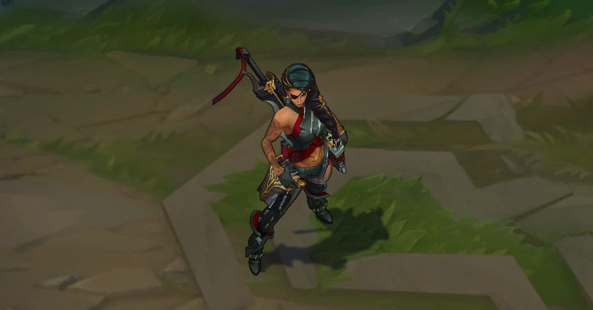League of Legends' new champion Samira and ability kit revealed