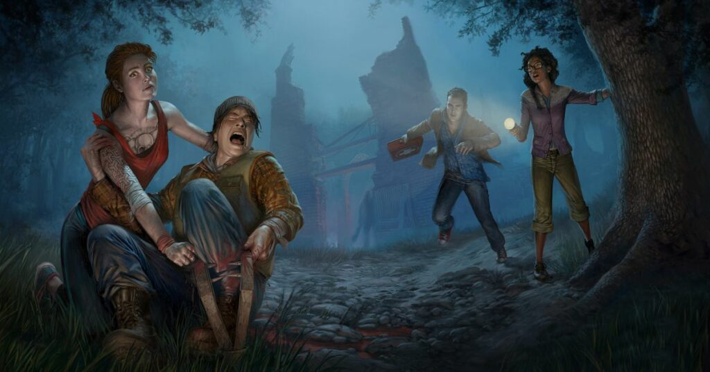 Dead by Daylight gets cross-console play and friends lists