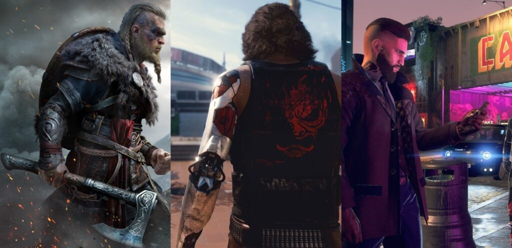 Top Upcoming Games 2020 - EssentiallySports