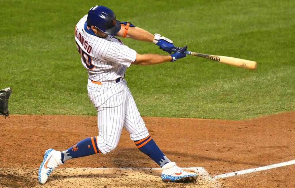 Mets' Pete Alonso rediscovering 2019 Polar Bear vibe