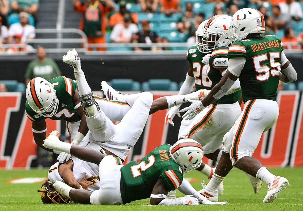 Miami football begins September 10 against UAB as only game nationally