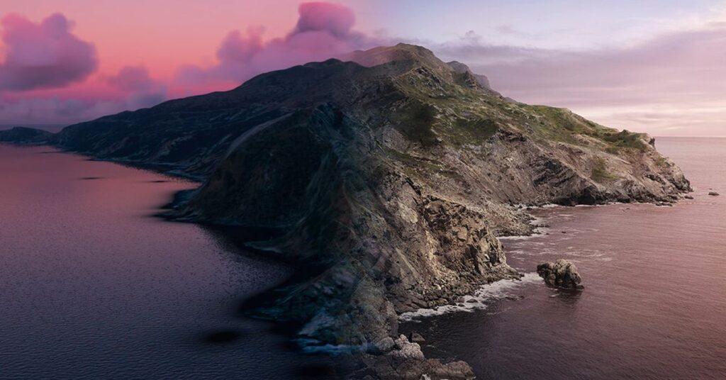 Microsoft Flight Simulator's re-creations of macOS wallpapers look just as good