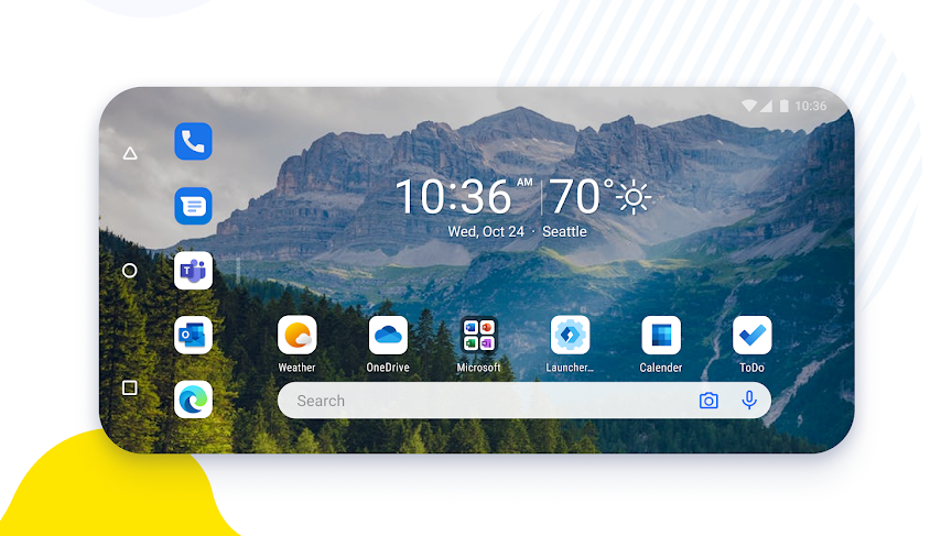 Microsoft Launcher v6 brings landscape mode and updated Feed design to the masses (APK Download)