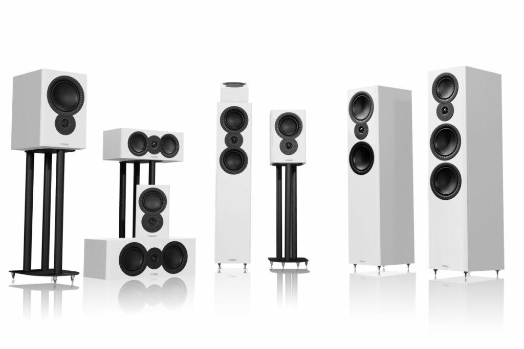 Mission LX MkII speakers promise luxury on a budget