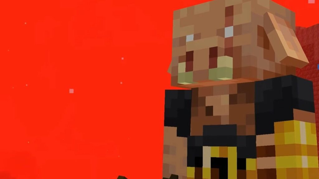 Mojang's Latest Update For Minecraft Adds Ultra Tough Piglin Brute Mobs
