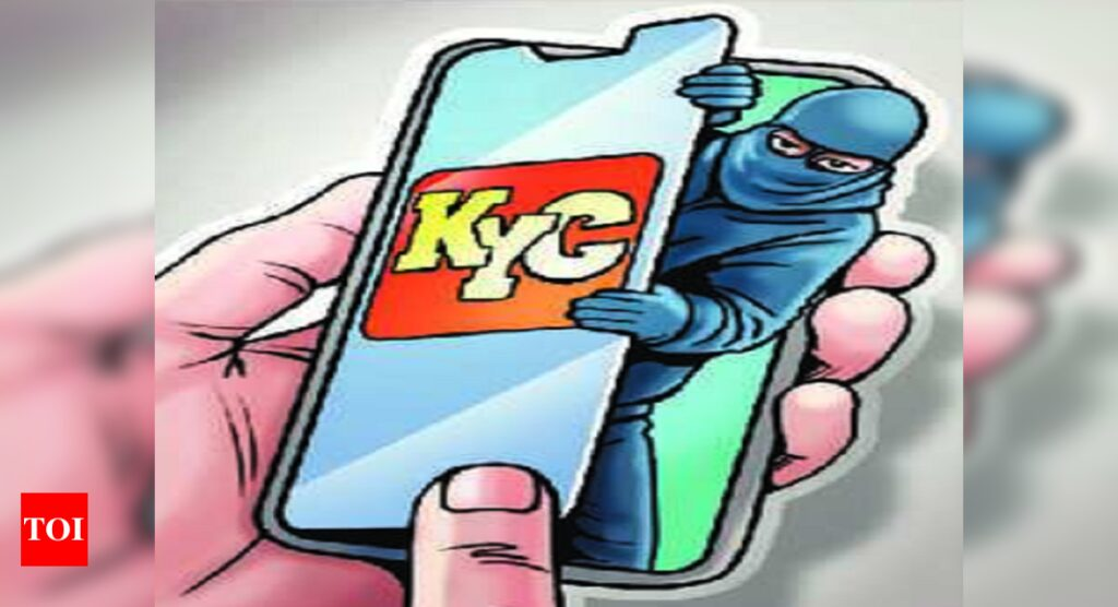 Mumbai: Told to download app for KYC, government officer duped of Rs 2 lakh   Mumbai News
