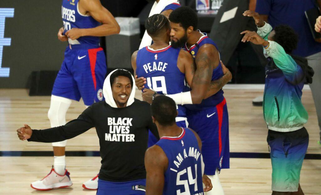 NBA Bubble Power Rankings 2: More games, more change