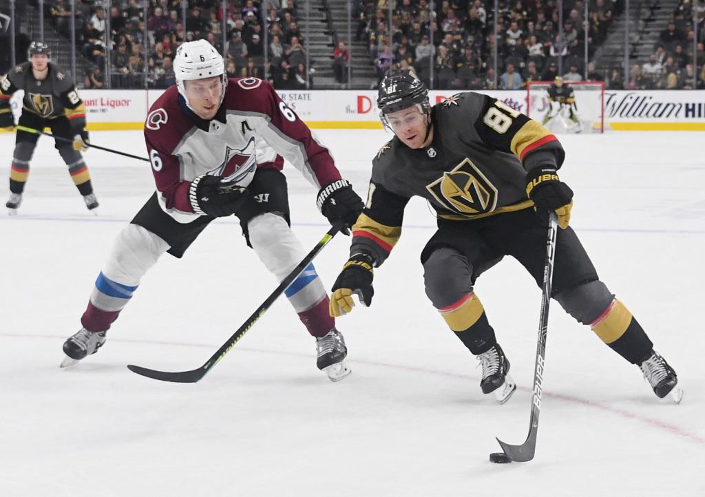 NHL Return to Play round-robin game