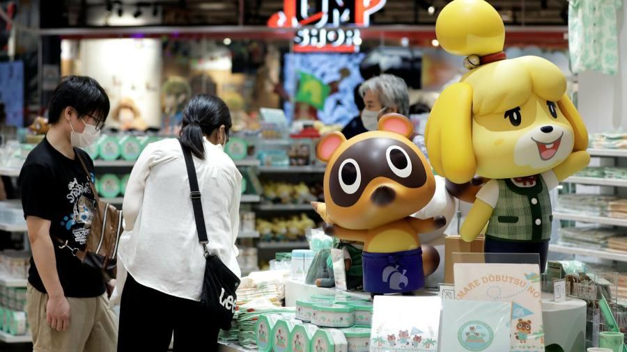 Nintendo profits soar 541% as consumers retreat to living rooms