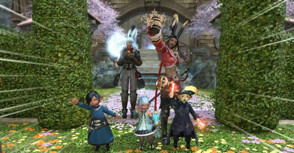 Now is a very good time to start Final Fantasy 14
