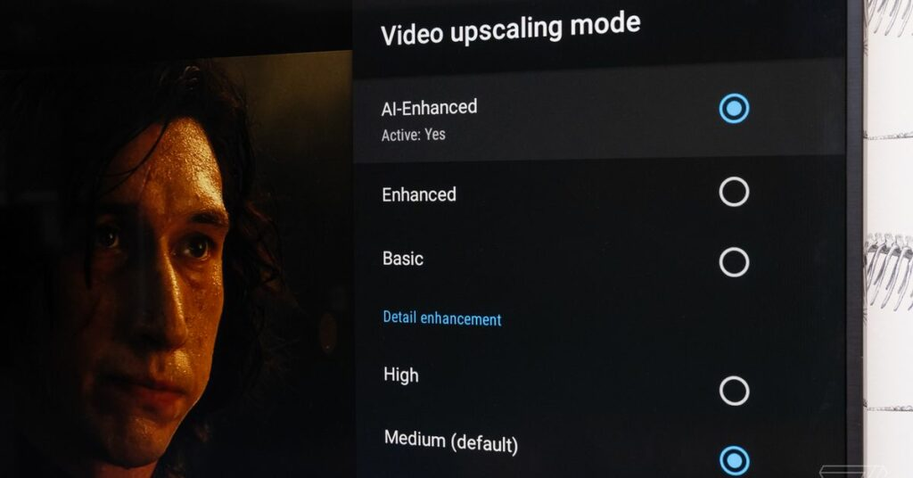 Nvidia makes Shield TV's impressive 4K upscaling even more useful with new update