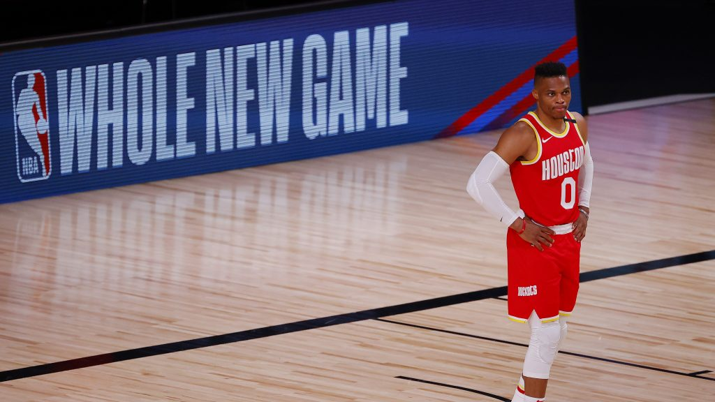Rockets will upgrade Russell Westbrook to 'questionable' for Game 5