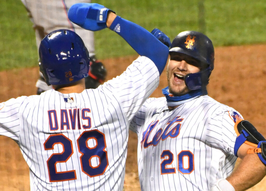 Rookie David Peterson wins again as Mets power past Marlins