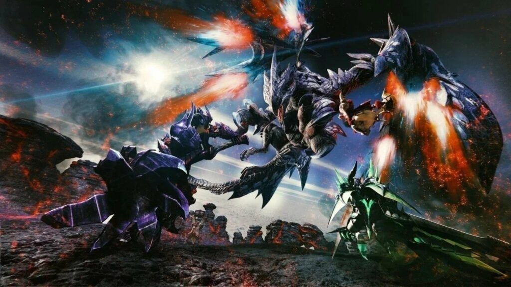 Rumour: New Monster Hunter For Switch Will Be Revealed Soon, According To Capcom Insider