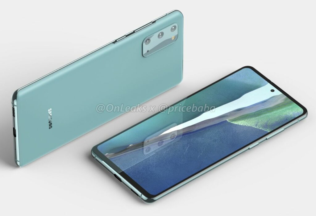 Samsung Galaxy S20 Fan Edition leak reveals design — and surprisingly good specs