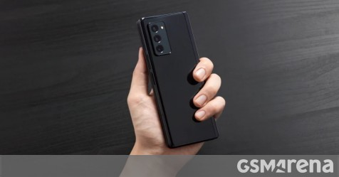 Samsung Galaxy Z Fold2 hands-on video leaks, showing more angles