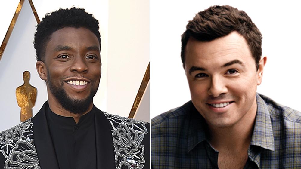 Seth MacFarlane, Chadwick Boseman to Produce Little Rock Nine Series
